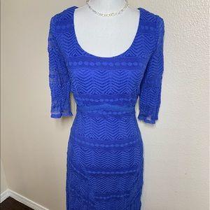 Boho stretch lace dress from Rabbit Rabbit Rabbit